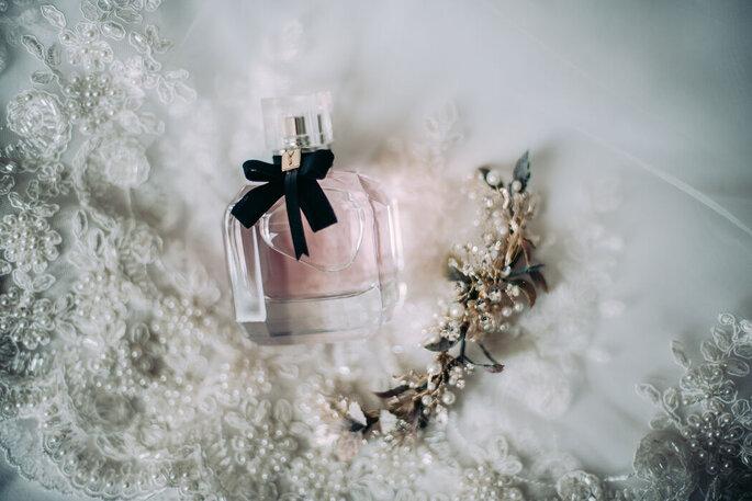Perfume personalizado para mujer