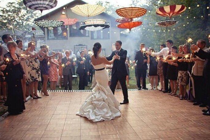 Una boda diferente y divertida