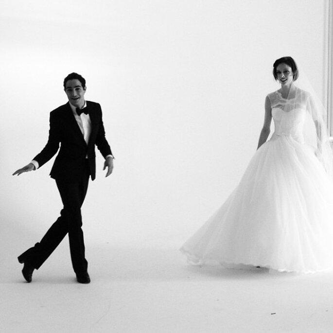 Truly Zac Posen, la nueva colección de vestidos de novia - Zac Posen Instagram