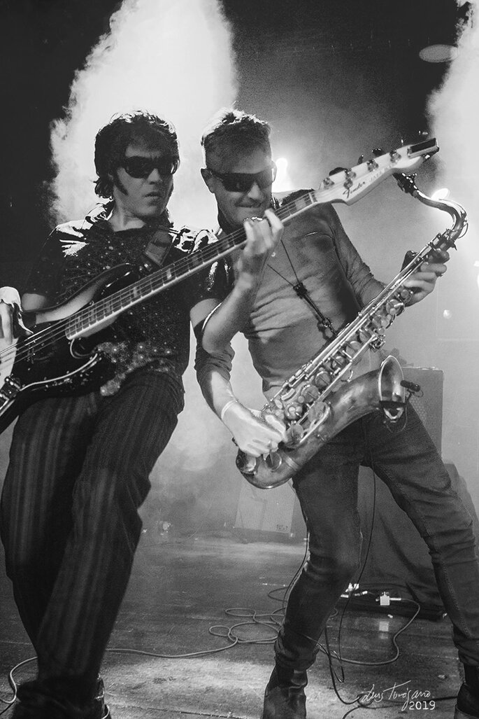 The Hot Tubes