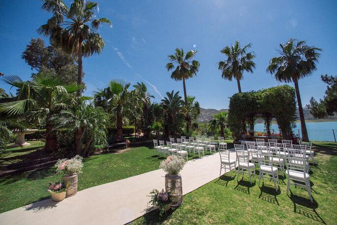 La Viñuela & Spa hotel para bodas en Málaga
