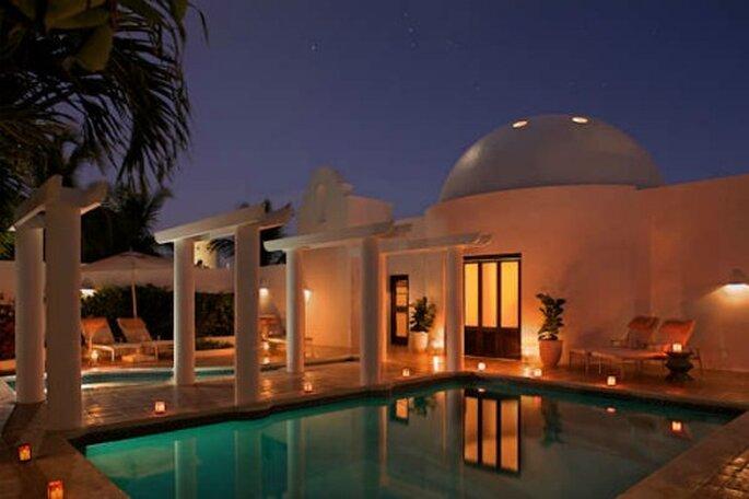 Oceanfront Private Pool Villa...un sogno da mille e una notte per una luna di miele indimenticabile!
