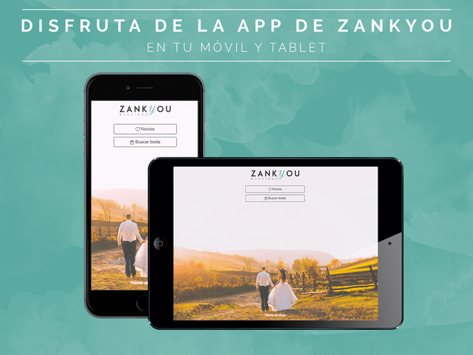 Nueva aplicación móvil Zankyou