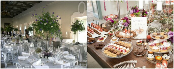 Catering In Zalacain y Circus Events