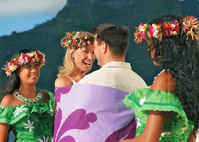 Lugares para luna de miel: la Polinesia