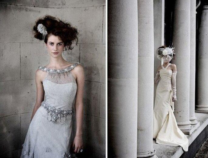 #MartesDeBodas: Todo sobre el estilo de una novia moderna y vanguardista- Foto Roxanne Parker