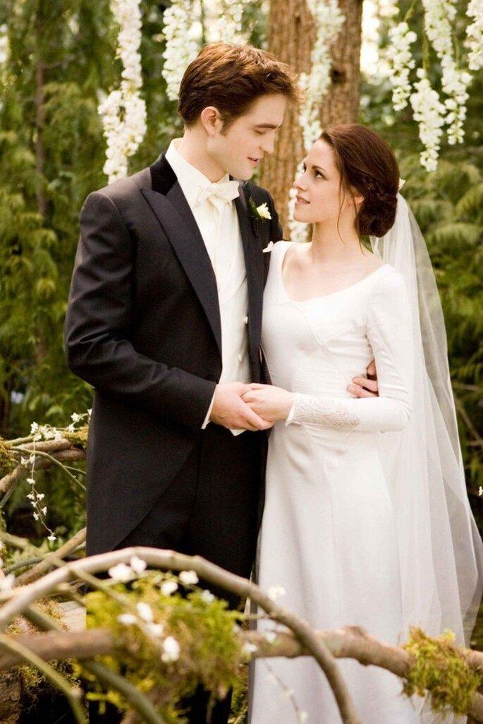15 mentiras que nos cuentan las películas sobre las bodas - Breaking Dawn Parte 1