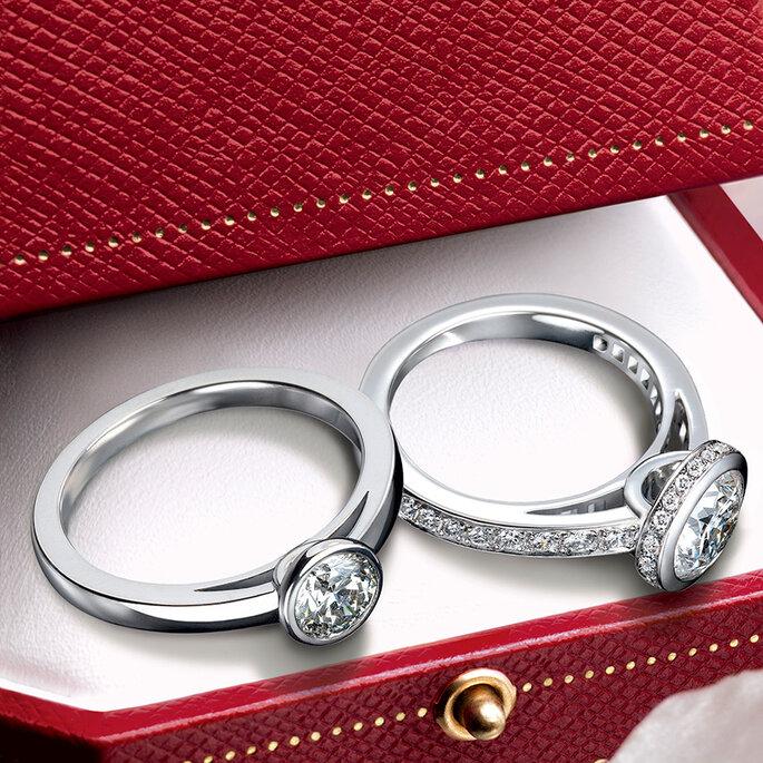 Verlobungsringe Mit Diesen 6 Klassikern Konnen Sie Nichts Falsch