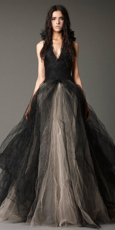 Vestidos para boda. Foto del sitio de Vera Wang.