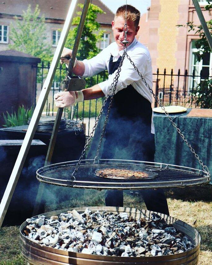 Prestige Barbecue