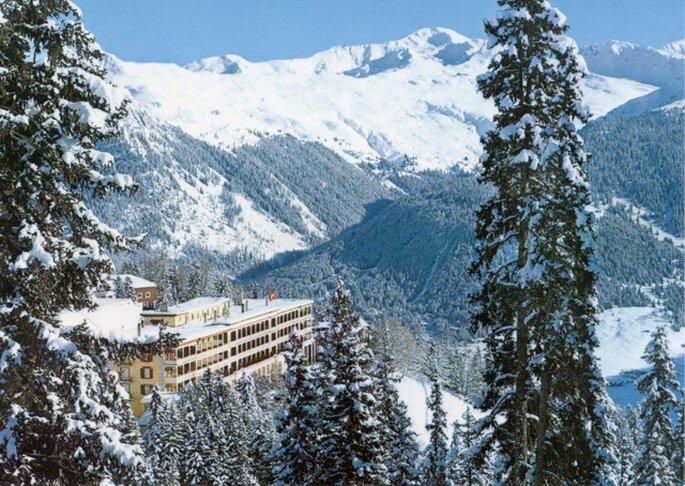 Foto-Schatzalp Davos