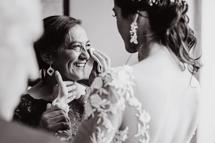 With You Madre de la novia