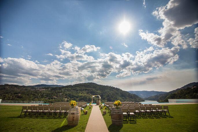 Casamento no Douro Royal Valley Hotel & Spa