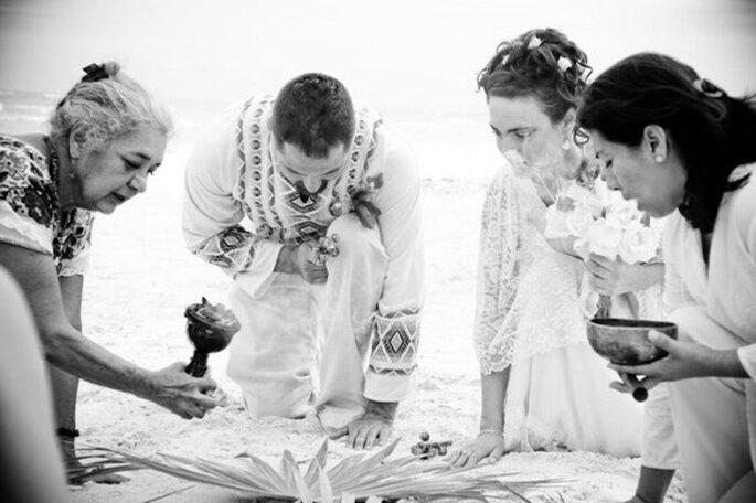 Una boda típica de la región le dará unicidad a tu ceremonia - Foto Leven Foto