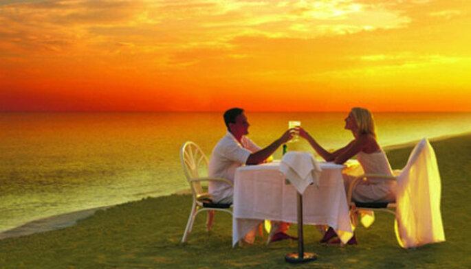Pronti per una luna di miele romantica?
