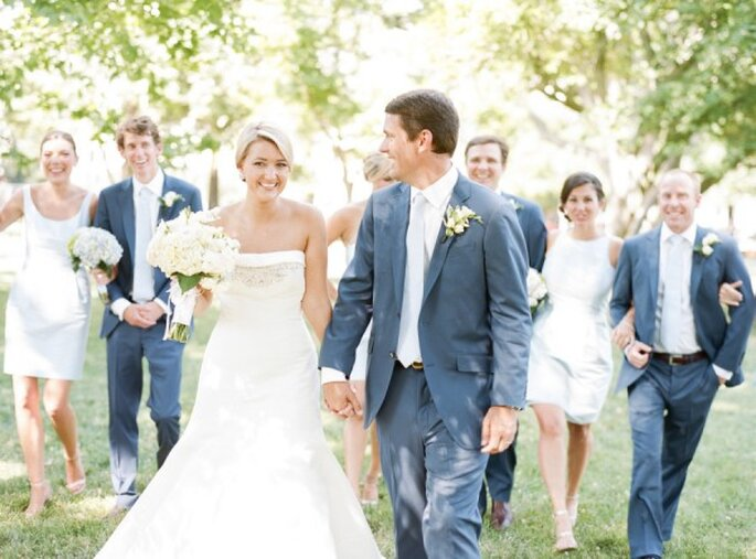 Cómo evitar que te hagan fraude los proveedores de tu boda - Foto Sweet Tea Photography