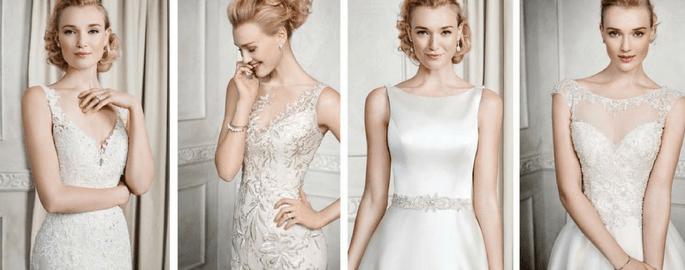 Coleccion europea vestidos de novia guadalajara