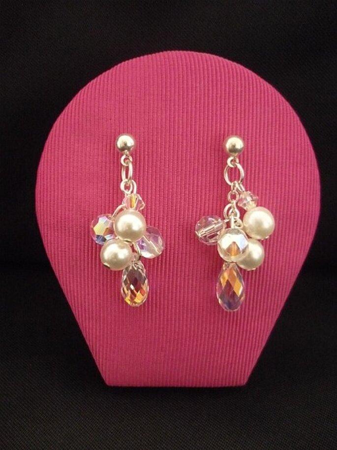 Boucles d'oreille Reine des neiges - Lolaframboise.com