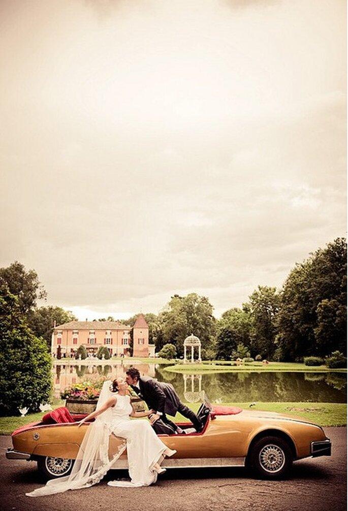 Überraschen Sie Ihren Zukünftigen am Tag Ihrer Hochzeit – Foto: flickr/zankyouwedding