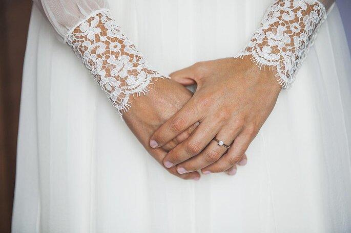 Vestido novia 2018
