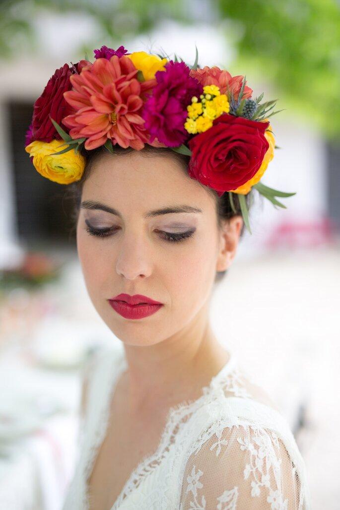 Photo : Yoann Jacquier - Coiffure & maquillage : Moovcoiffure34