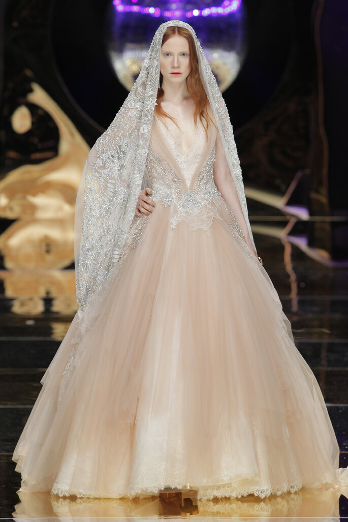 Foto: YolanCris en Barcelona Bridal Week