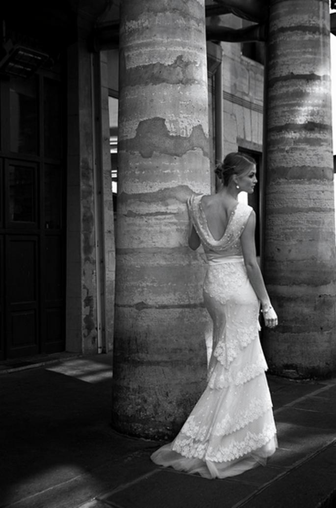 Robe de mariée Fatima - Collection 2012 - Cymbeline