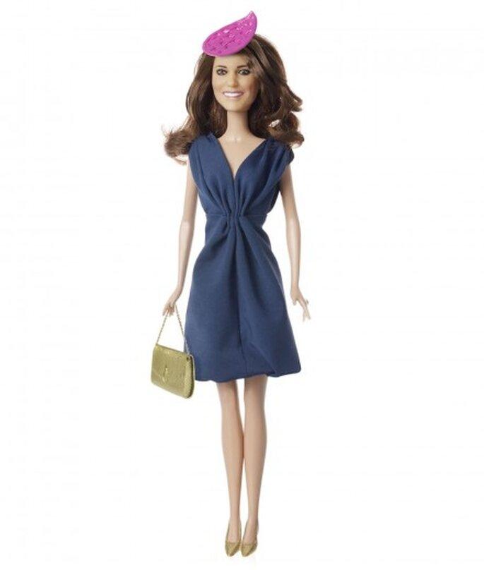 La futura princesa hecha muñeca