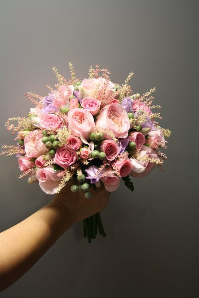 Las Camelias Arte Floral flores bodas Madrid