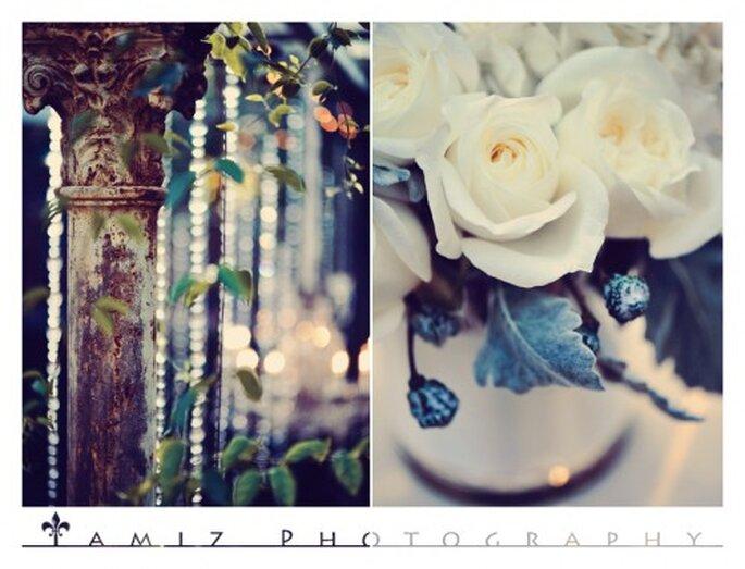 Los adornos conservaron la misma paleta de color - Foto Tamiz Photography