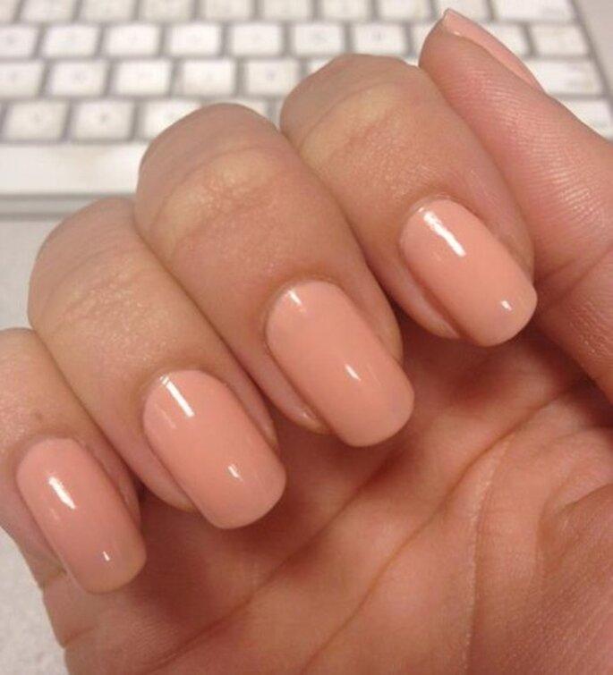 Manicure natural para novias - Foto Essie Facebook