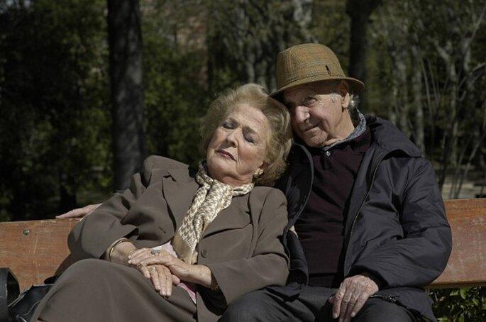8 parejas del cine que se robaron nuestro corazón - Elsa y Fred