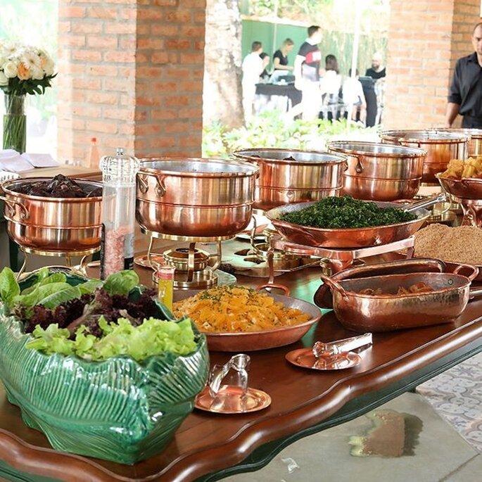 buffet casamento mineiro