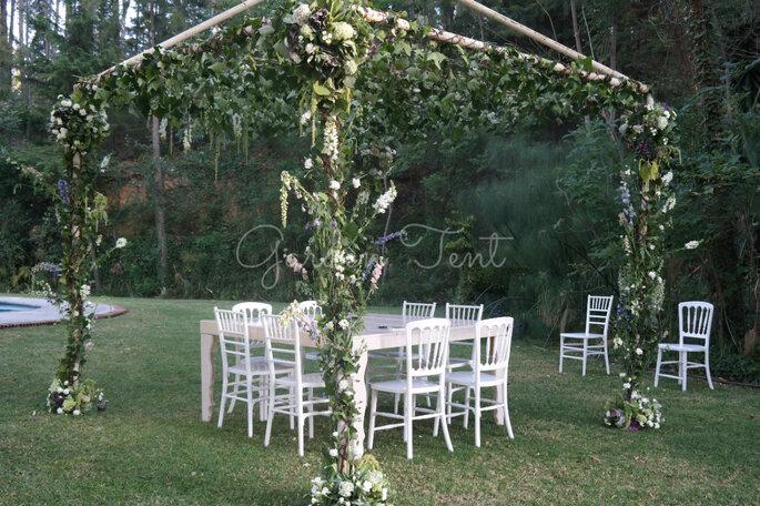 Garden Tent Eventos