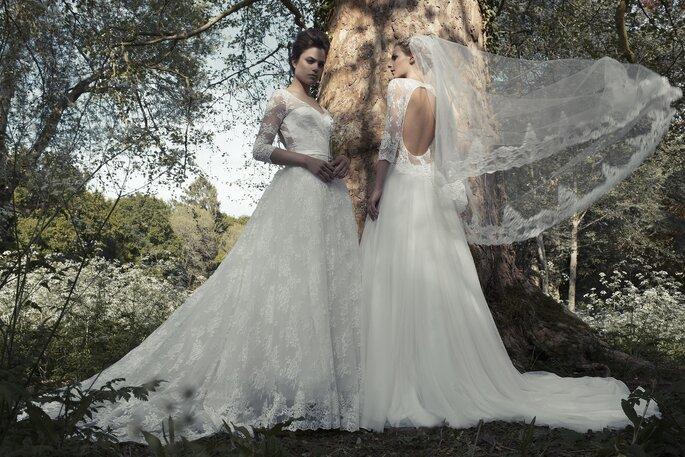 2060e9e21c59 Sentiti la sposa più bella con un abito di Cymbeline