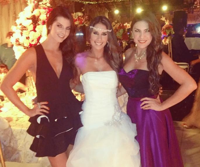 Nuestras Famosas Colombianas 12 Mejores Vestidos Los Novia De 80NOnmwv