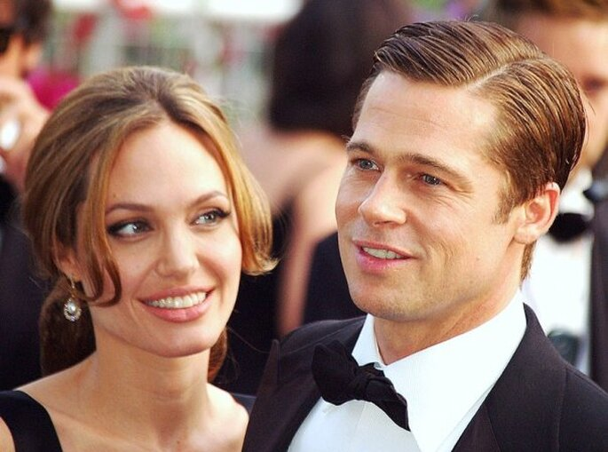 Angelina Jolie & Brad Pitt, Wiki Commons