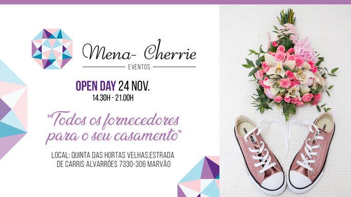 Open Day Mena Cherrie Eventos