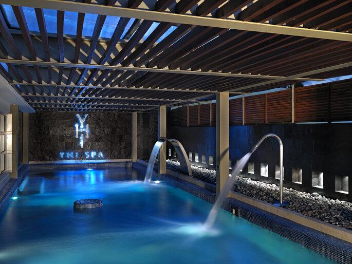 Yhi Spa Pool - Hotel Paradisus - Cancún