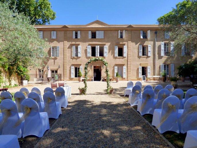 Chateau Rieutort Un Mariage Convivial Au Cœur Des Vignes De