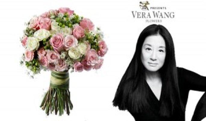 Vera Wang y sus ramos para novias