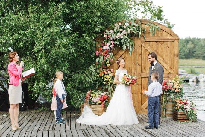 Ведущая свадебных церемоний Арина Горанкова