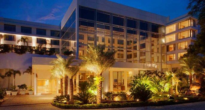 Photo: Radisson Blu Plaza Hotel.