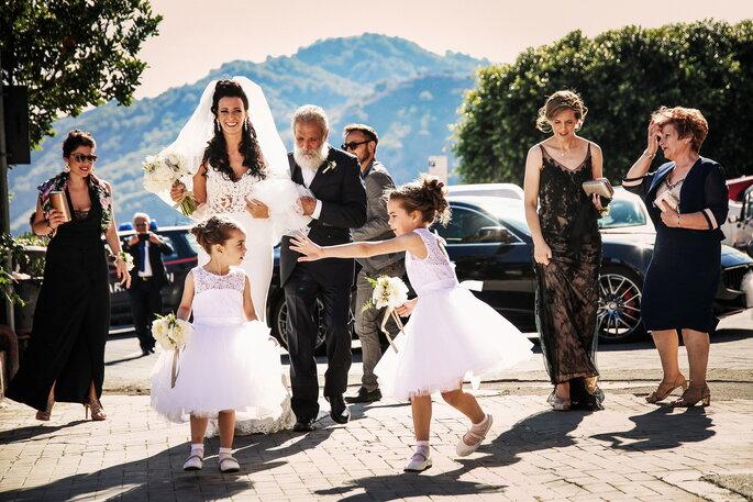 Matrimonio di Inez e Gianluca