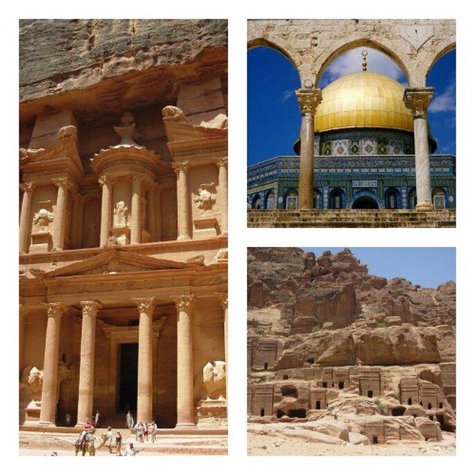 Viaggio di nozze: che ne pensate di Pietra e Gerusalemme? Foto: I Viaggi del Turchese