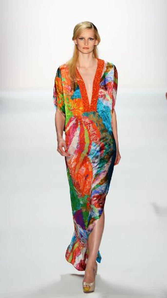 Laurel: Mercedes Benz Fashion Week SpringSummer 2013. Foto de Image.net