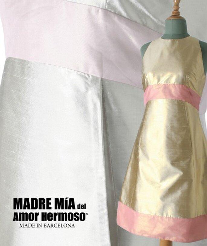 Vestido de novia de Madre Mía del Amor Hermoso - MMAH