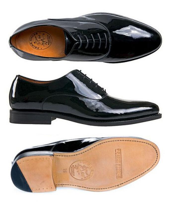 6931fcca49bd Schuhe für den Bräutigam - Feine Modelle zum Schnüren 2011