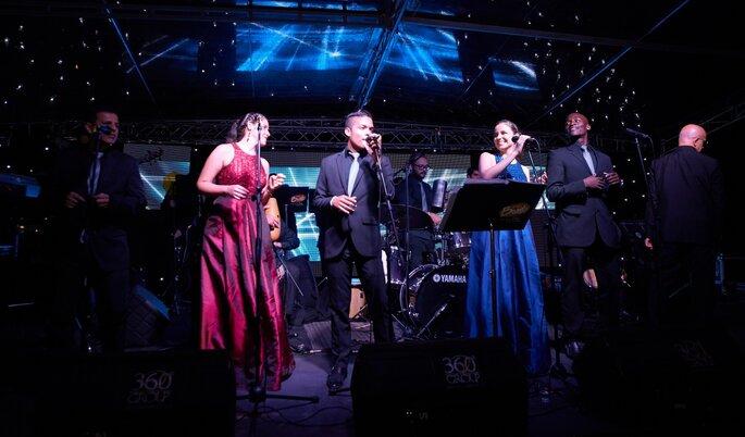 Organización Grupo Musical Bemtú
