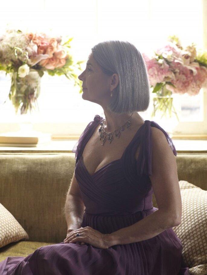 Die Brautmutter richtet sich ganz nach den Vorstellungen der Braut – Foto: bhldn